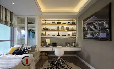 140平米四法式风格青少年房效果图