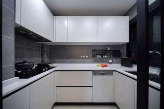 110平米三室两厅北欧风格厨房装修图片大全