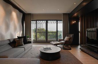 富裕型130平米四室一厅现代简约风格卧室装修效果图