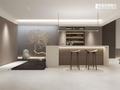 20万以上140平米复式中式风格储藏室设计图