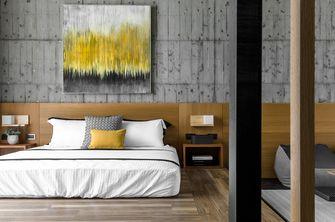 5-10万80平米复式工业风风格卧室效果图