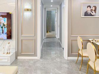 富裕型100平米三轻奢风格走廊图