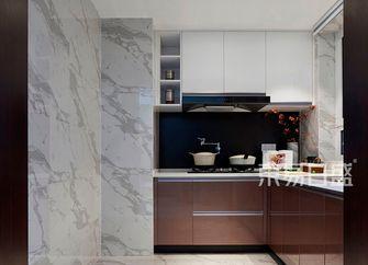 富裕型120平米三室两厅港式风格厨房装修案例