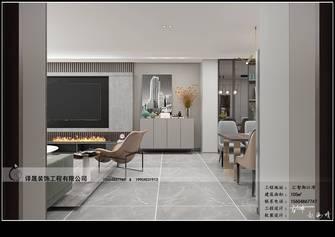 100平米现代简约风格走廊设计图