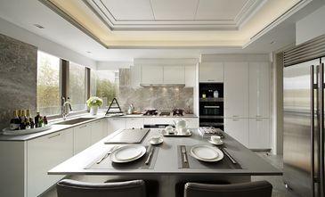 20万以上140平米复式港式风格厨房图片大全