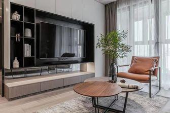 20万以上90平米一室两厅轻奢风格客厅欣赏图