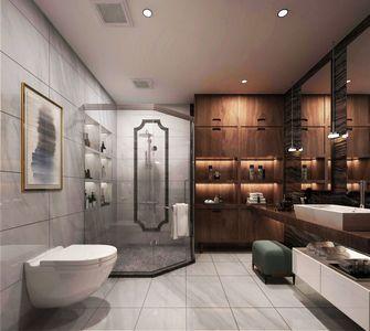 20万以上140平米四室一厅中式风格卫生间装修图片大全