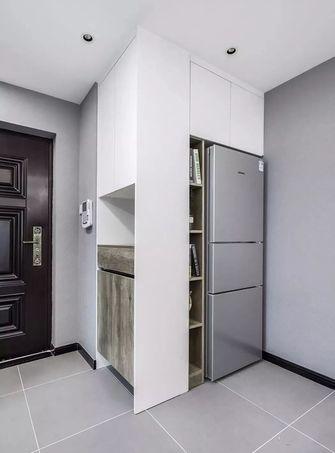 20万以上100平米三室两厅现代简约风格玄关设计图