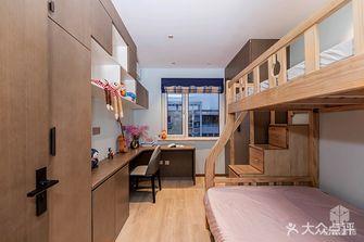 富裕型70平米现代简约风格青少年房图片
