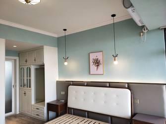 100平米三北欧风格卧室设计图