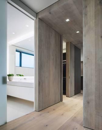 豪华型90平米三室一厅现代简约风格卫生间装修案例