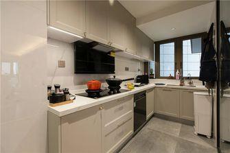 3万以下100平米现代简约风格厨房欣赏图