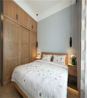 10-15万100平米北欧风格卧室欣赏图
