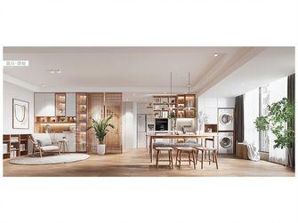 豪华型100平米三室两厅日式风格其他区域装修图片大全