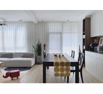 豪华型120平米三室一厅混搭风格餐厅图片