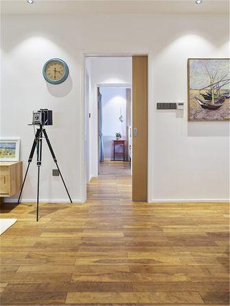 70平米混搭风格走廊装修案例