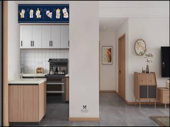 15-20万三室两厅日式风格厨房欣赏图