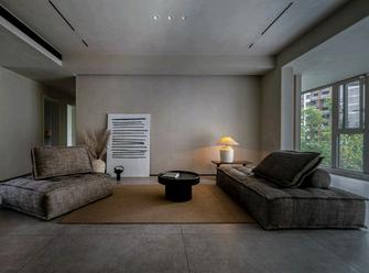 140平米三室一厅日式风格客厅图
