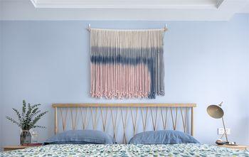 富裕型60平米一室两厅北欧风格卧室装修案例