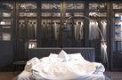 5-10万60平米一室一厅英伦风格卧室图片大全
