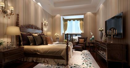 140平米三欧式风格卧室效果图