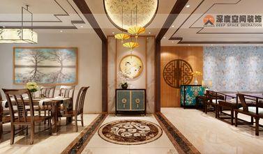 10-15万140平米三室三厅新古典风格走廊装修图片大全