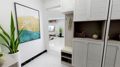 90平米法式风格玄关设计图