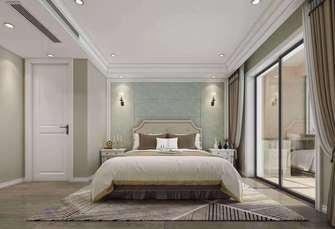 20万以上140平米四室三厅美式风格卧室装修效果图