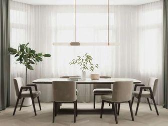 富裕型110平米三室一厅地中海风格餐厅图