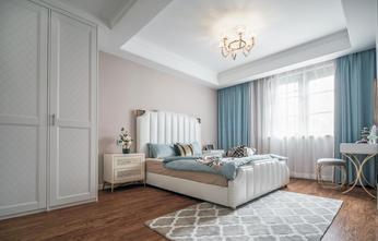 140平米美式风格卧室装修案例