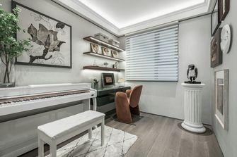 10-15万110平米三室一厅现代简约风格影音室欣赏图