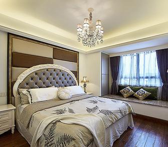 经济型110平米新古典风格卧室图片
