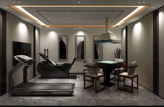 140平米复式中式风格健身房装修效果图