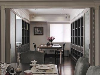 三美式风格客厅装修图片大全