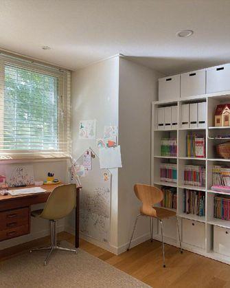 5-10万80平米公寓轻奢风格书房欣赏图