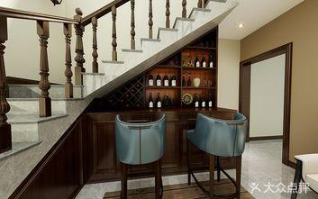 豪华型140平米别墅新古典风格楼梯间图片
