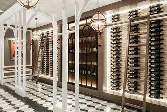 豪华型90平米三室一厅新古典风格走廊装修效果图