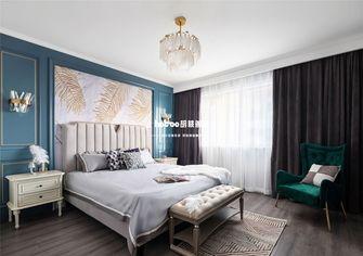 20万以上140平米复式美式风格卧室设计图