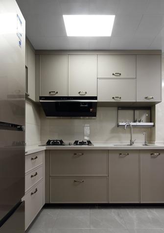 富裕型三室两厅混搭风格厨房欣赏图