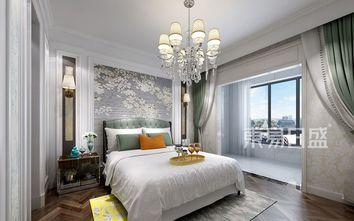 140平米欧式风格客厅图