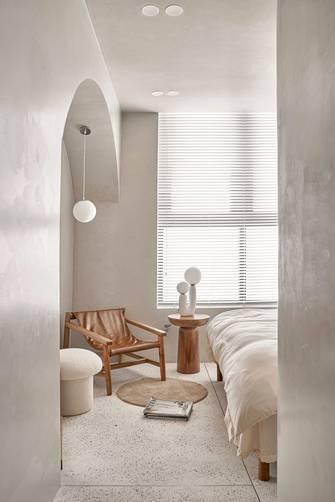 90平米东南亚风格卧室设计图