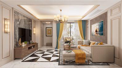 20万以上140平米三法式风格客厅图