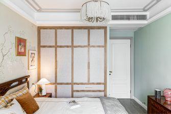 富裕型90平米三室两厅混搭风格卧室装修图片大全