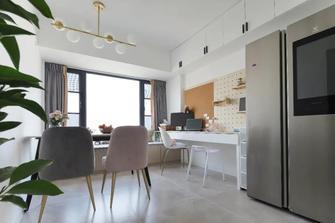 15-20万130平米四室两厅北欧风格餐厅设计图