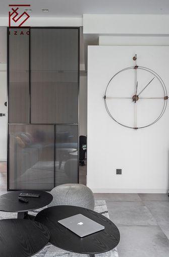 富裕型130平米三室两厅北欧风格阳台效果图
