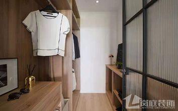 富裕型60平米一室两厅现代简约风格储藏室欣赏图