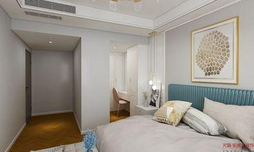 90平米三室一厅轻奢风格卧室设计图