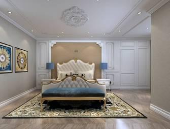 富裕型140平米复式法式风格卧室图片