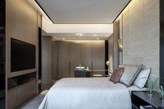 20万以上120平米三室两厅新古典风格卧室设计图