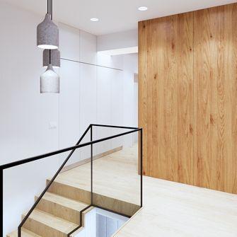 豪华型140平米复式日式风格楼梯间装修案例